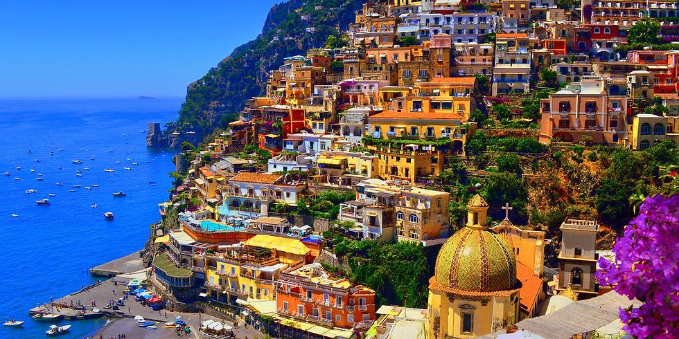 AMORE! Italy Yoga Retreat