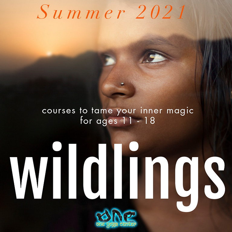 Wildlings - a course to tame your inner magic