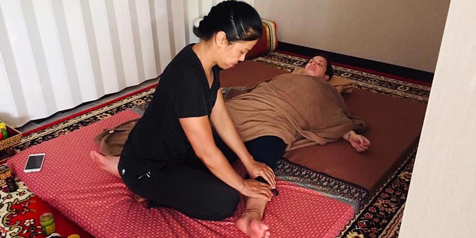 Thai Yoga Bodywork Training
