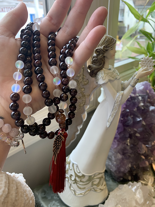 Angel Prayer Beads