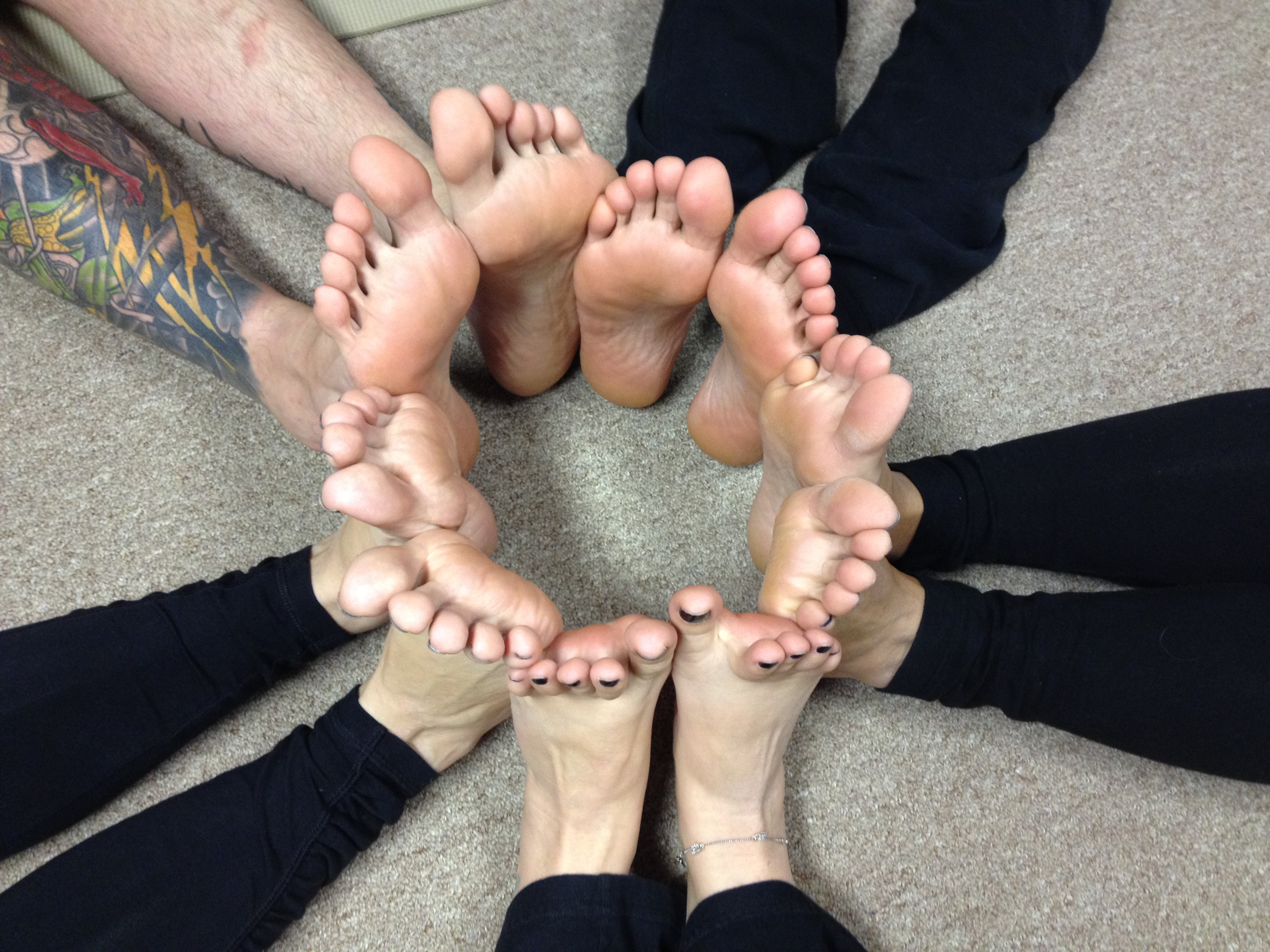 Yogi Feet