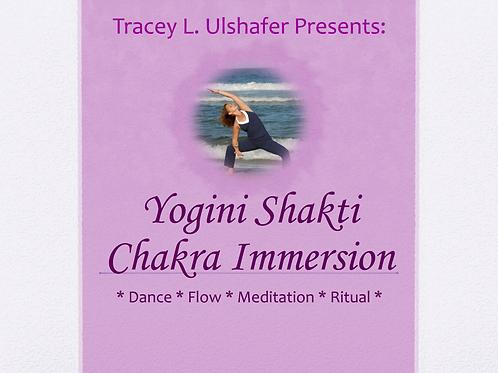 Yogini Shakti Chakra Immersion Workshop