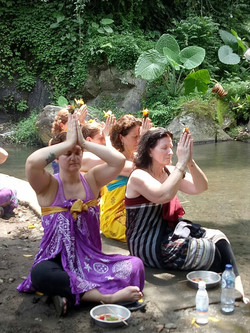 Bali Water Blessing