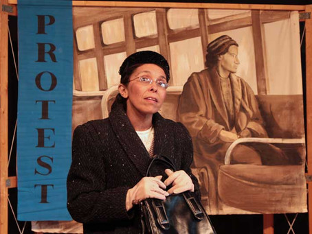 Walk On: The Story Rosa Parks