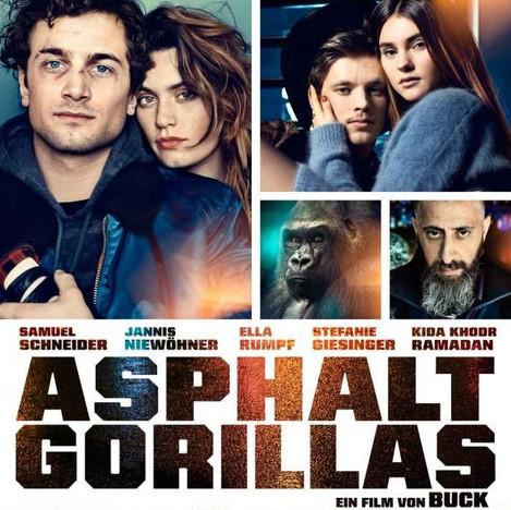 Detlev Buck - Asphalt Gorillas