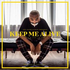 Mansa aka Joe Young feat. CeeLo Green - Keep Me Alive