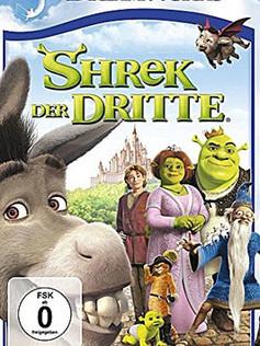 Shrek der Dritte - deutsche Fassung