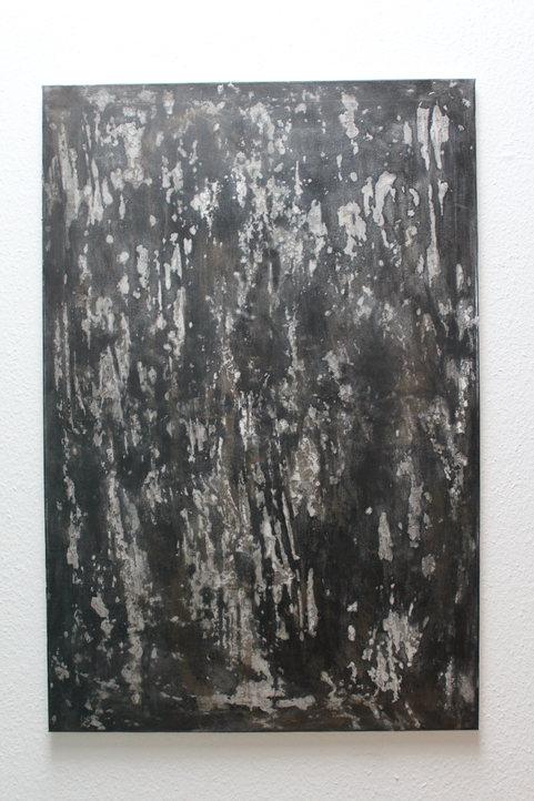 120x80cm Acrylfarbe auf Leinwand