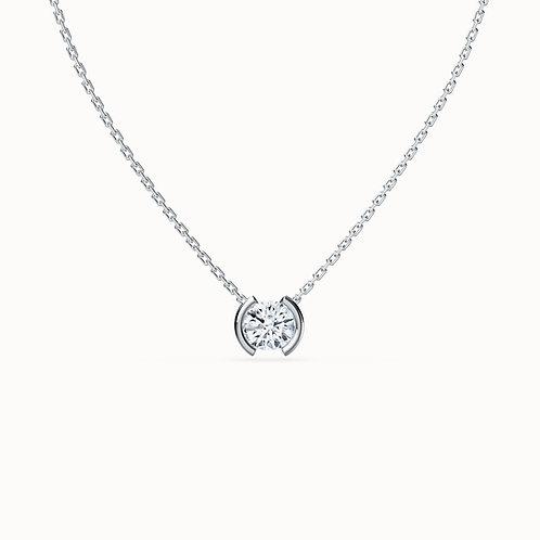 ethical diamond necklaces, conscious responsible jewellery, lab grown diamond pendants and necklaces, bespoke, STEPHANIE VAN
