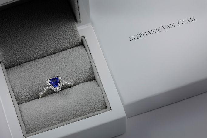 bespoke engagement and wedding rings, modern designer conscious responsible jewellery, ethical lab grown diamonds, STEPHANIE VAN ZWAM made Switzerland