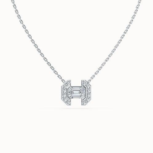 Diamond necklaces, lab grown diamonds, designer jewellery, STEPHANIE VAN ZWAM, made in Switzerland