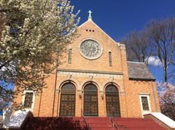 parish facade
