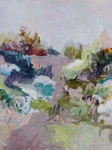 Paula Schiller. A Hint of Winter