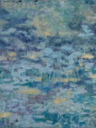 Paula Schiller. Blue Mist