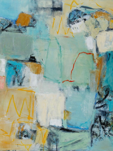 Paula Schiller. The Red Line