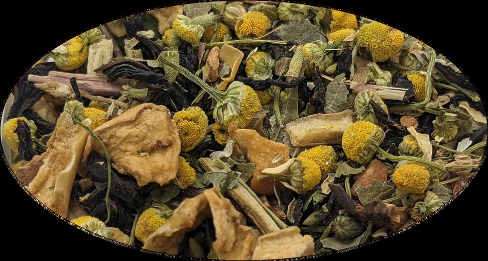 Herbal Infusion №4 (Healthy Sleep)