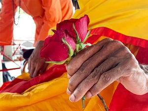 Shree Maa's India Trip: Chaitra Navarati at Kamakhya Temple