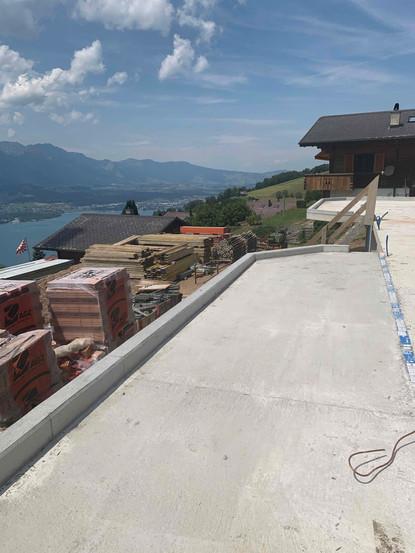 Terrasse und Seesicht