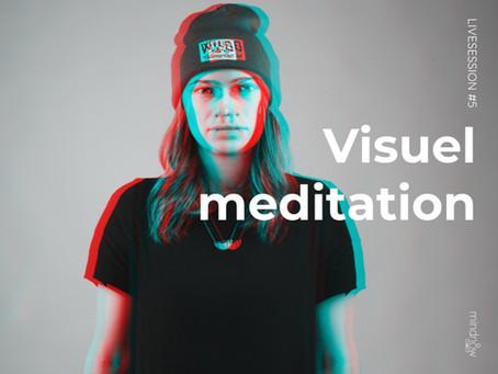 Næste livesession: Visuel meditation