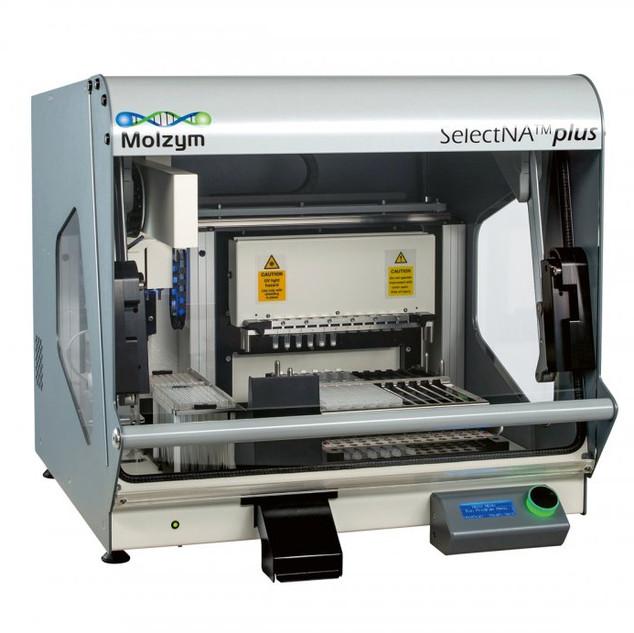 SelectNA™plus robotic system