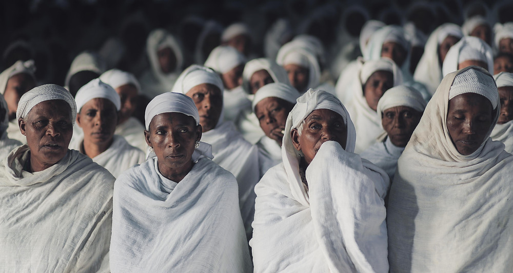 Jewish community of Ethiopia photo by Lior Sperandeo