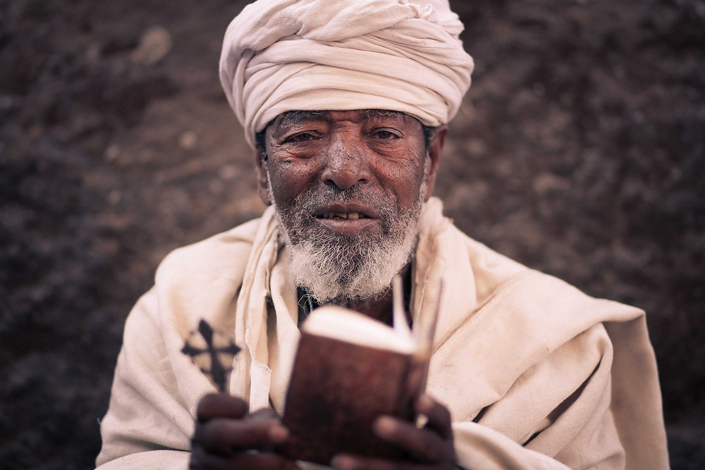 Lalibela churches, Ethiopia Photo by Lior Sperandeo