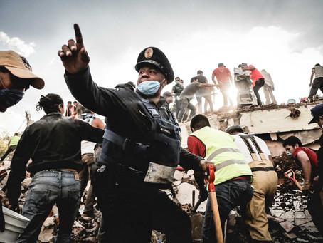 THE DAY THE EARTH SHOOK   Puebla Earthquake, Mexico