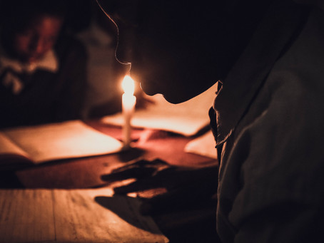 Better light a candle than curse the darkness | Southern province, Zambia