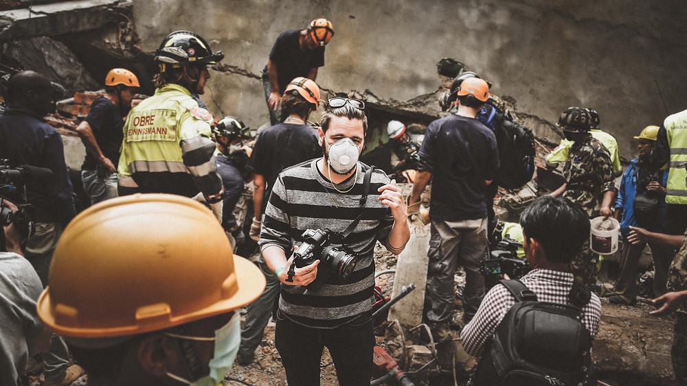 lior sperandeo humanitarian photojournalist - ליאור ספרנדאו צלם