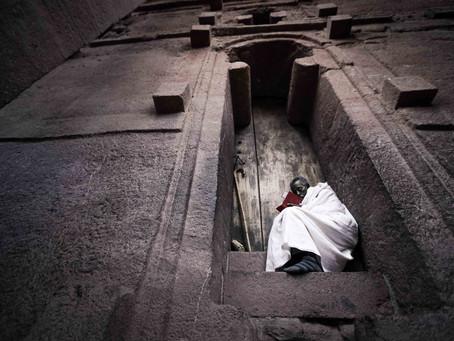HOLY ROCK | Lalibela, Ethiopia