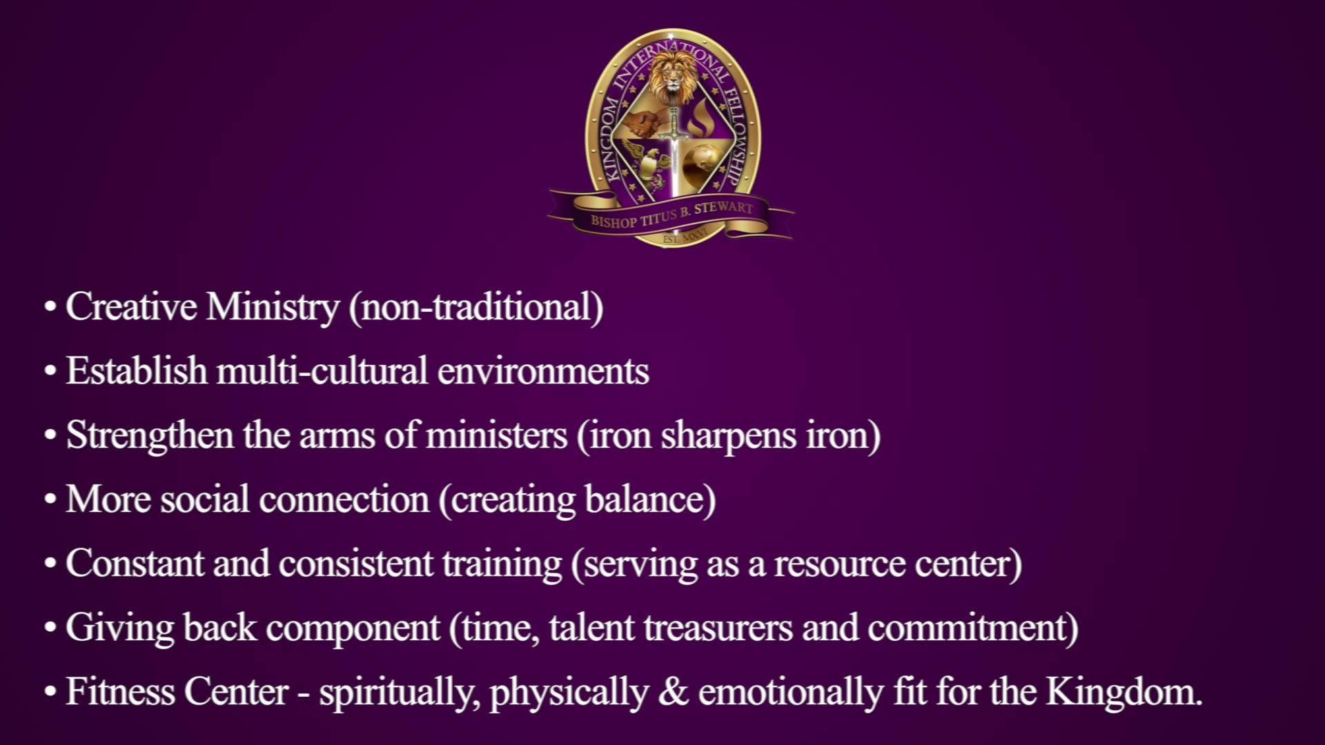 Kingdom International Fellowship