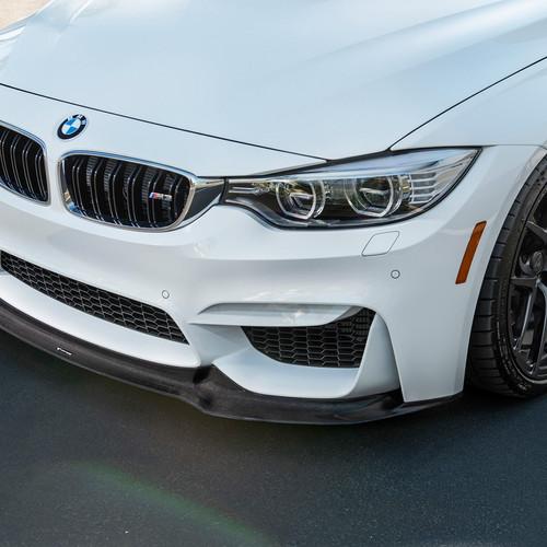 Vorsteiner   Carbon Fiber Front Lip Spoiler   BMW F8X M3 U0026 M4