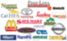 Clients brands