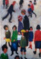 Market-Square_60x40cm_oils on canvas_975