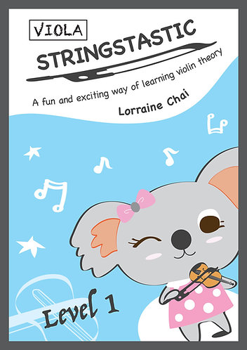Stringstastic Level 1 - VIOLA