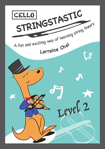 Stringstastic Level 2 - CELLO