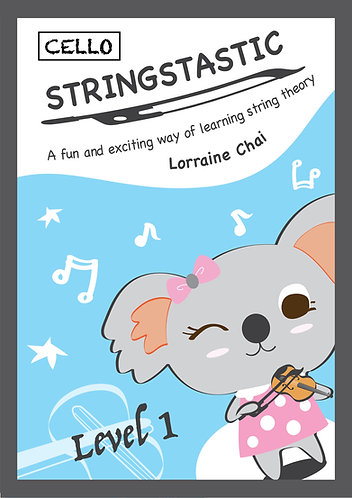 Stringstastic Level 1 - CELLO