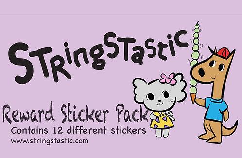 Reward Stickers 12