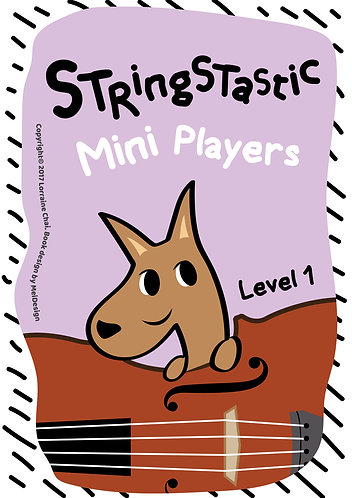 Stringstastic Mini Players Level 1