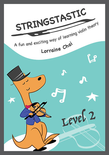 Stringstastic Level 2