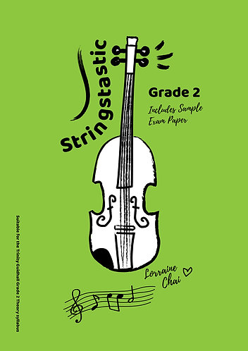 Stringstastic Theory Grade 2