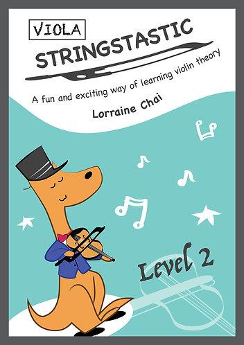 Stringstastic Level 2 - VIOLA