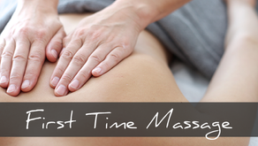 1st Massage? What to Expect