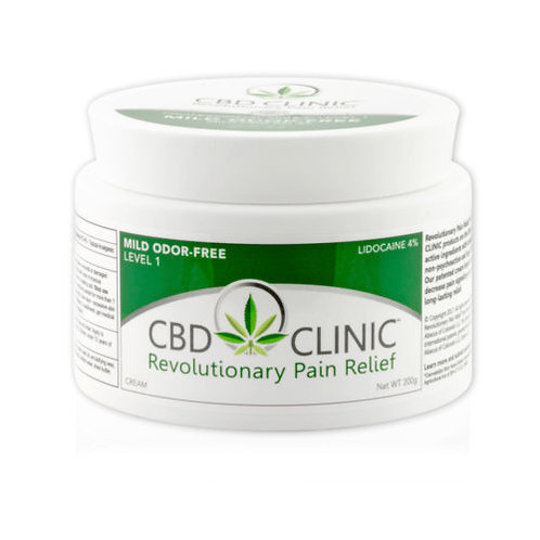 Level 1 - Mild Pain Therapy Ointment