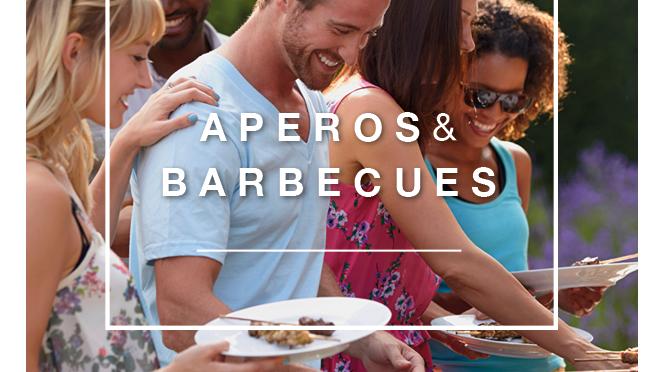 Apéros et barbecues