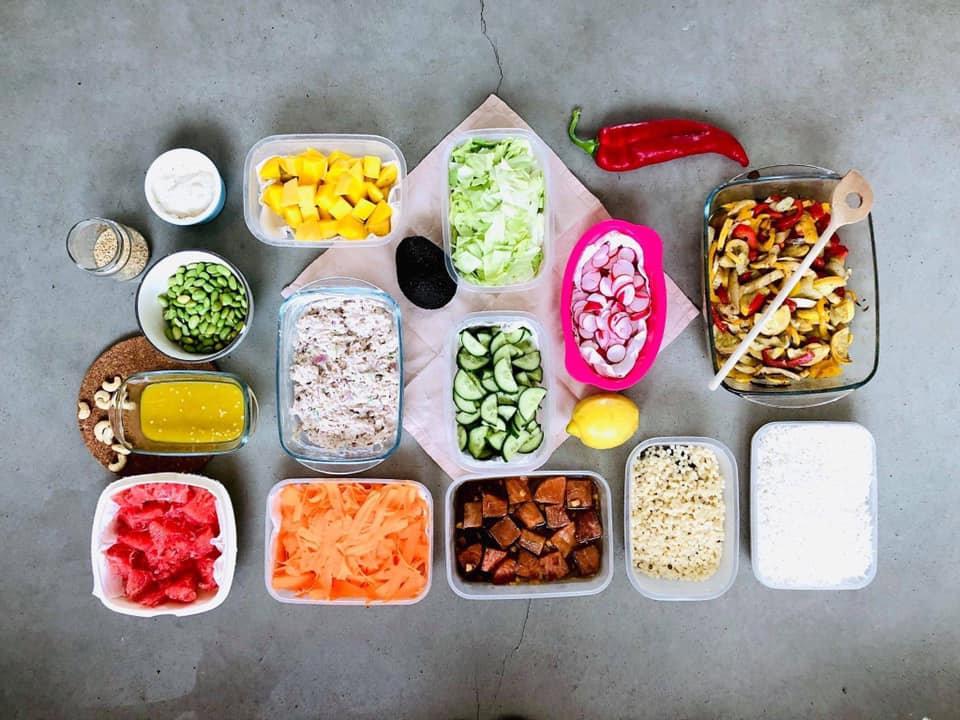 Batch cooking: Préparez vos repas en 2h