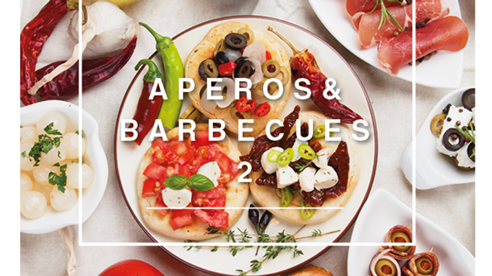 Apéros et barbecues 2