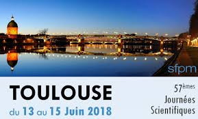 PMSF aux 57èmes Journées Scientifiques de la SFPM du 13 au 15 juin à Toulouse 2018