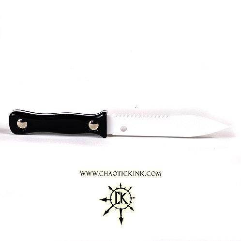 Dark Resin, White Bayonet