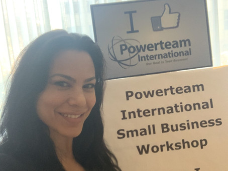 Power Team International Small Business Conference